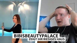 Justin reagiert auf riesiges Haus von BibisBeautyPalace.. | Reaktion