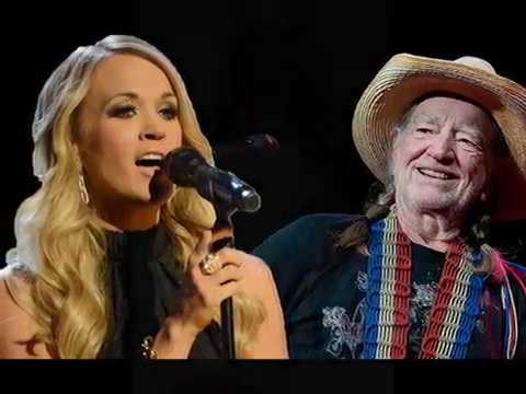Always On My Mind by Willie Nelson & Carrie Underwood from Willie's album To All The Girls