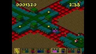 Lemmings Paintball (Visual Sciences) (Windows) [1996]