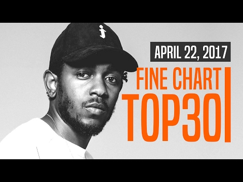 Top 30 Songs Chart | April 22, 2017 | 洋楽 ヒット チャート 最新