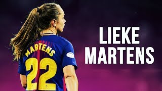 Lieke Martens - Messi's Little Sister? | Skills & Goals | 2017/2018 HD