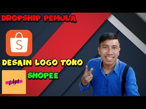 cara-gampang-membuat-logo-olshop-keren---dropship-shopee-part-2-(toko-kecantikan)