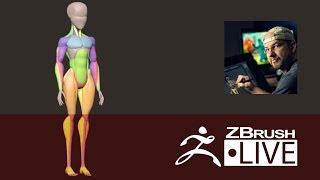 Shane Olson - Stylized Anatomy - Episode 2