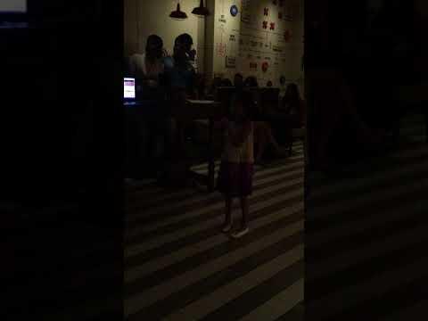 Nivedita Singing Closer (by The ChainSmokers) at MRP's Karaoke Night (Dadar, Mumbai)
