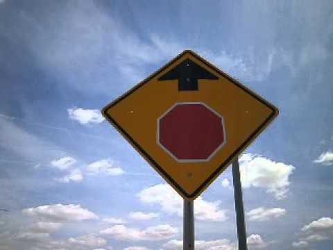 Stop Ahead - YouTube