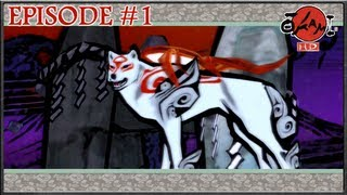 Okami HD - Awakening Of The White Wolf, Amaterasu - Episode 1