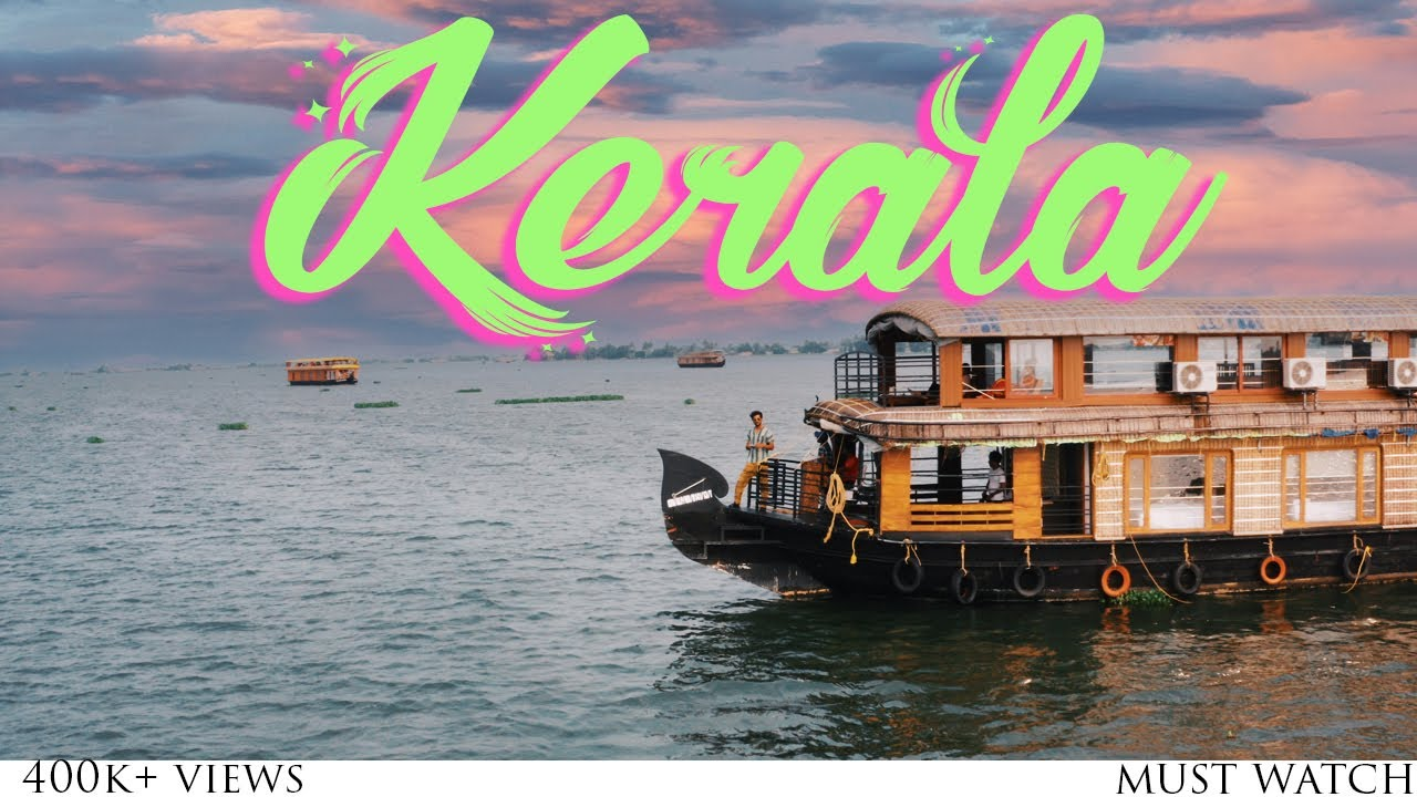 Exploring Kerala with Kerala Tourism | Cinematic Video : Traveling Mondays