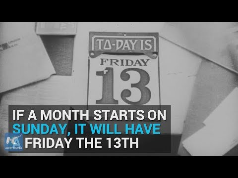 Facts you might not know about Friday the 13th