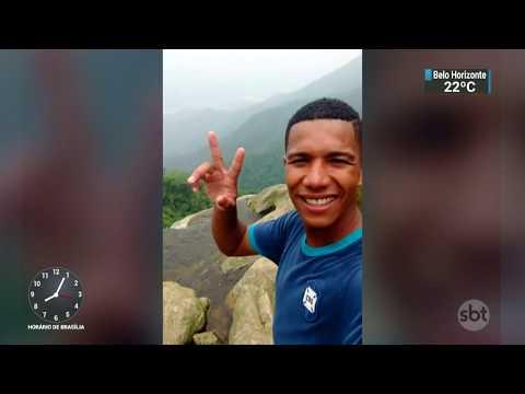 Jovem de 20 anos é assassinado em tentativa de assalto em São Paulo | SBT Brasil (21/02/18)