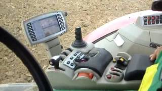 Massey Ferguson 8690 Dyna-VT Kabína