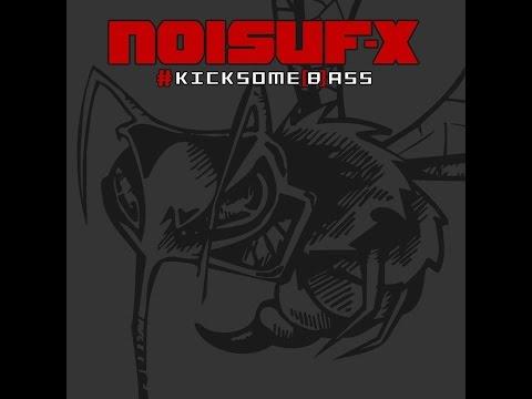 Noisuf-X - Kicksome[b]ass (Pronoize) [Full Album]