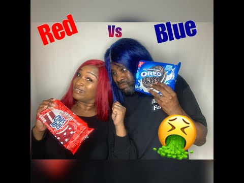 Red Vs Blue Challenge