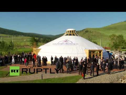 LIVE: Asian and European leaders attend ASEM in Mongolia - DAY 2