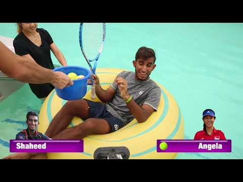 Singapore Tennis Festival Challenge 2017 (3): Lazy River Challenge