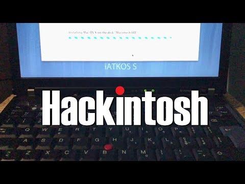 Mac OS X Snow Leopard & Windows XP On ThinkPad T60 (dual Boot)