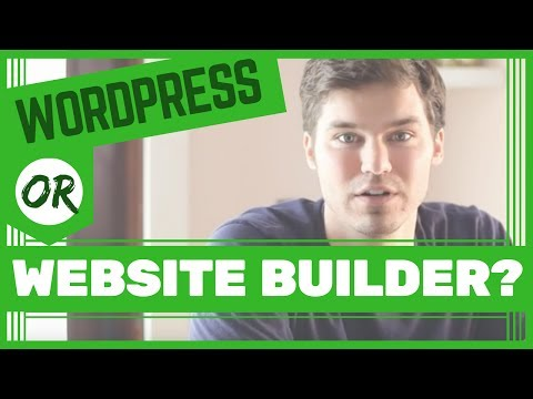 WordPress or Website Builder – SAME or Different? I HELP you choose!