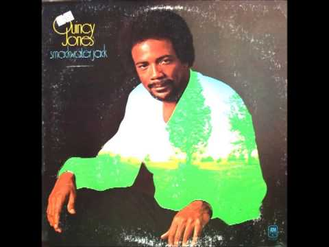 QUINCY JONES   What's going on   1971 A&M