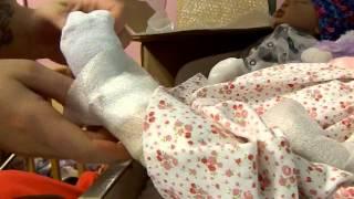 Little Chicks REBORN BOX OPENING Evie Prototype