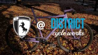 Speedvagen Fit Tour Visits District Cycle Works