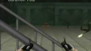 Goldeneye 007 bugs, tricks and tilting collection