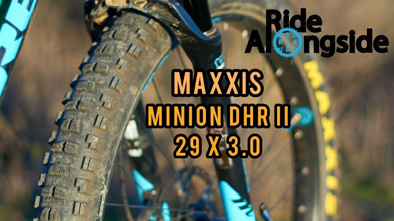 Best Mtb Tire For 2018 Maxxis Minion Dhr 2 29x3 Review Youtube