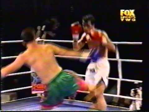 Daniel Dawson VS Prince Amir ISKA World Title 1999