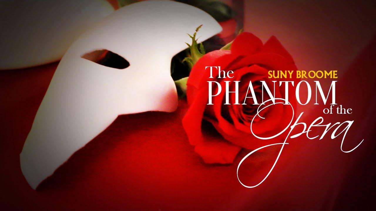 Suny Broomes Mock Wedding Phantom Of The Opera Youtube