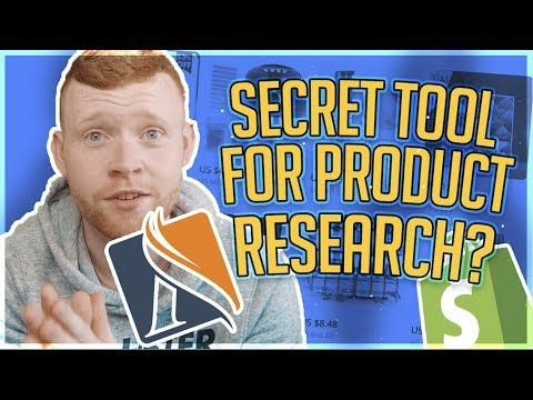 Secret Aliexpress Product Research Tool (Winning Shopify Dropshipping Products) thumbnail