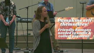 """Contemporary Service """"Rest For The Weary"""" Week 5: October 17, 2021"""
