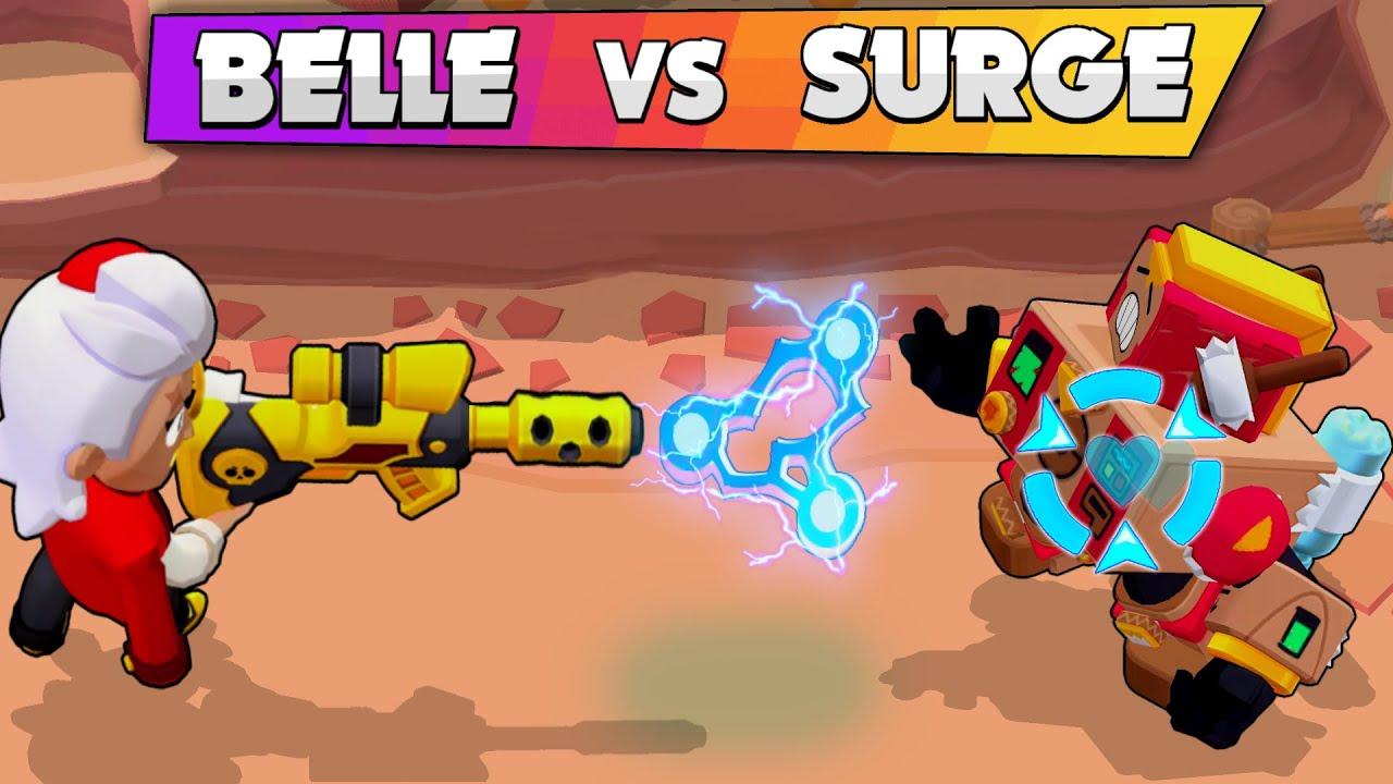 SURGE vs BELLE | 1vs1 | Batalla cromática