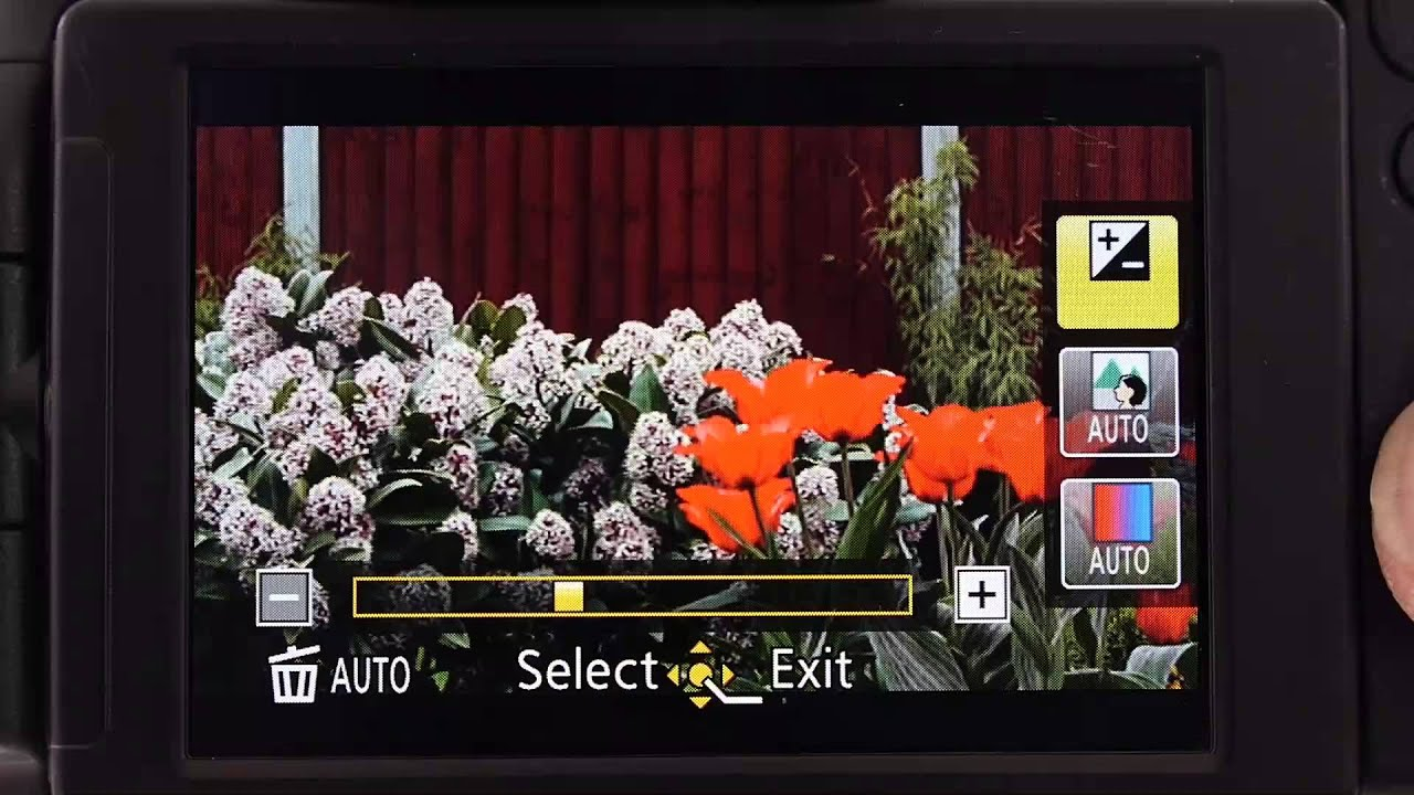 Panasonic Lumix FZ200 New User Video Tutorials - Shooting Video, part 1