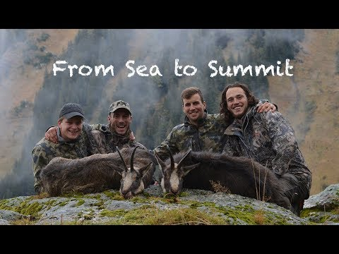 From Sea to Summit - Hunting Eiders and Chamois