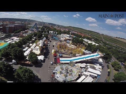 Kiliani 2017: Beim Volksfest geht es hoch hinaus!