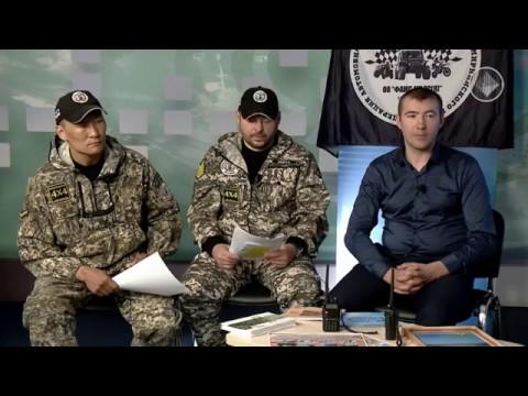 Автопробег Мирный - Качуг посвященный 25-летию государственных символов Якутии