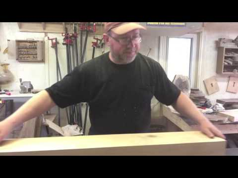 Cutting timber frame braces