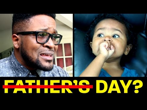 Do Toddlers Care About Father's Day?