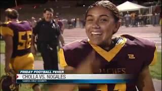 Friday Football Fever (Tucson-area high school football 08-17-18)