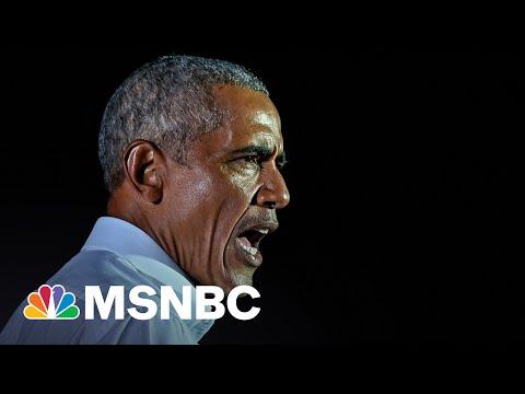 Obama Blasts Republicans Opposing Voting Rights Legislation