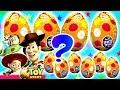 OVOS SURPRESA DA DISNEY PIXAR! Toy Story, Carros, Dory (チョコエッグ ディズニー/ピクサー) | Furuta Choco Egg