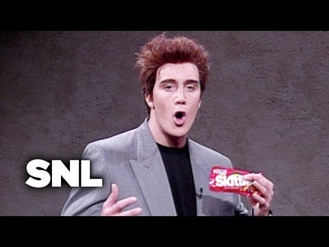 Christopher Walken for Skittles - Saturday Night Live
