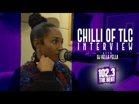 DJ Hella Yella (58498) - Chilli of TLC talks the new tour, finding your soulmate & more
