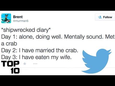 Top 10 Funniest Tweets – Part 5