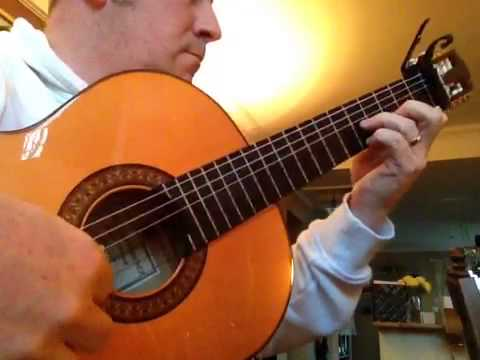 Flamenco Guitar Solea