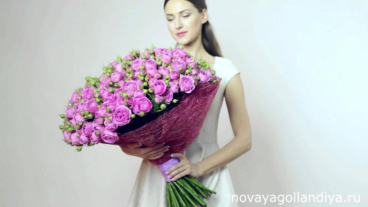 Пионовидные розы вы можете заказать в интернет магазине «happy flowers» лучшие цены и бесплатная доставка по москве при заказе от 3500 рублей.