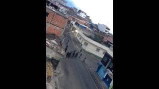 30-Marzo-2014-Táchira-SanCristóbal-BarrioSucre-Ataques-por-CuerposdeSeguridaddelEstado.