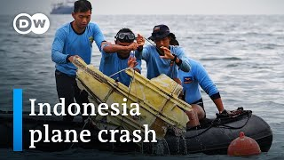 Flight Recorders Found After Indonesia Plane Crash Dw News