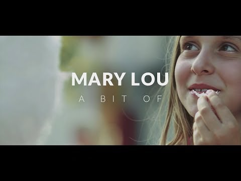 Mary Lou  A bit of