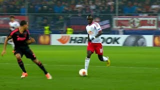 Young Sadio Mané for Red Bull Salzburg