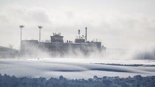 Как это устроено: расчистка аэропорта от снега