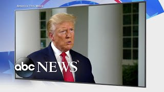 Trump says he hopes COVID-19 will 'sort of just disappear' l ABC News